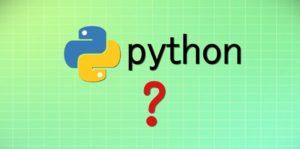 Python уроки для начинающих